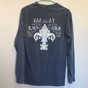 Tri Delta Formal T-Shirt
